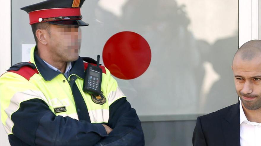 La Fiscalía de Barcelona defiende los acuerdos con defraudadores famosos