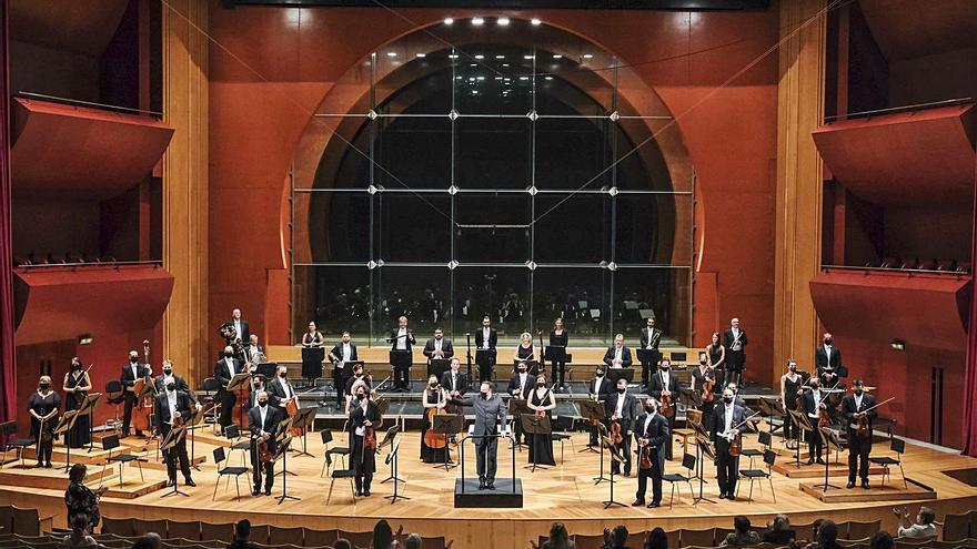 La Filarmónica inaugura temporada 2020/21 con homenajes a Beethoven