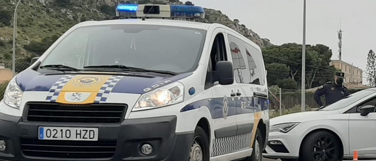 El arresto se ha practicado por agentes del GOIR de la Policía Local de Alicante.