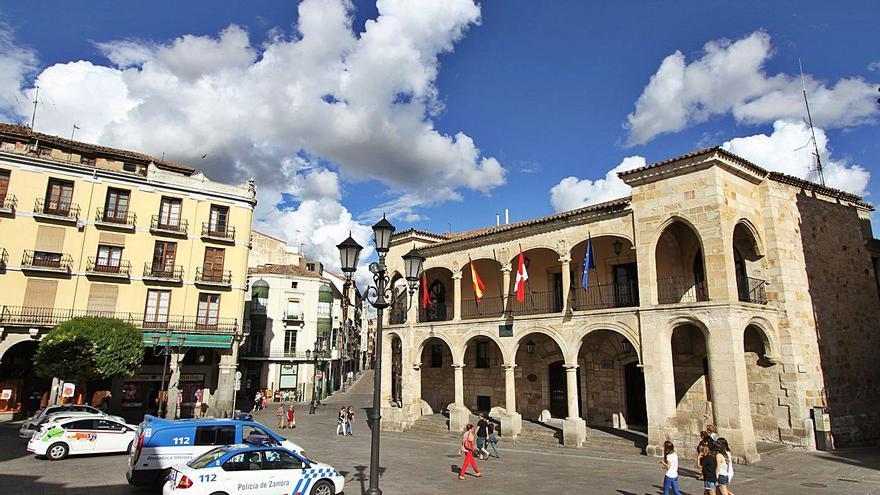 """Guarido no cede a las presiones y el Museo Lobo irá al ayuntamiento viejo de Zamora: """"Lo demás es poner palos en la rueda"""""""