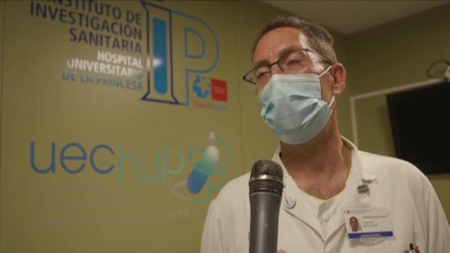 Prueban una vacuna con voluntarios en España
