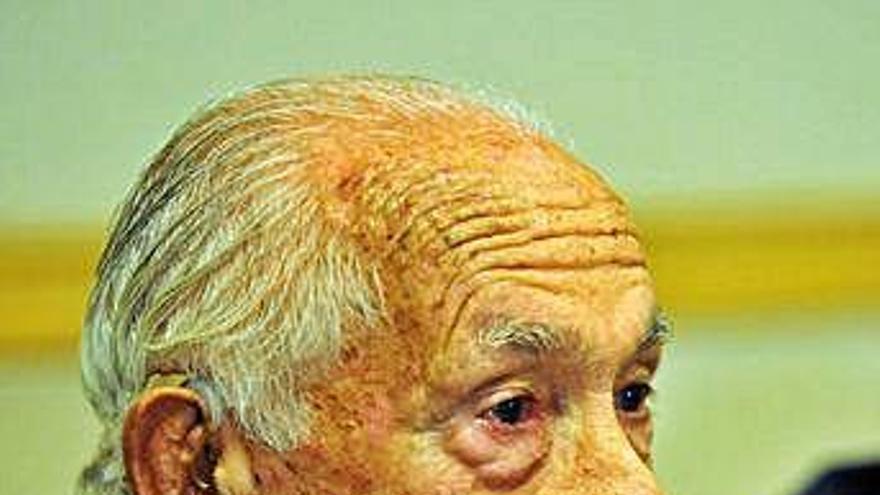 Adiós al padre de la querella argentina