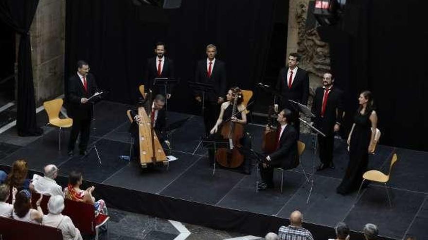 El Festival de Música Antigua recupera la figura de Juan Vásquez
