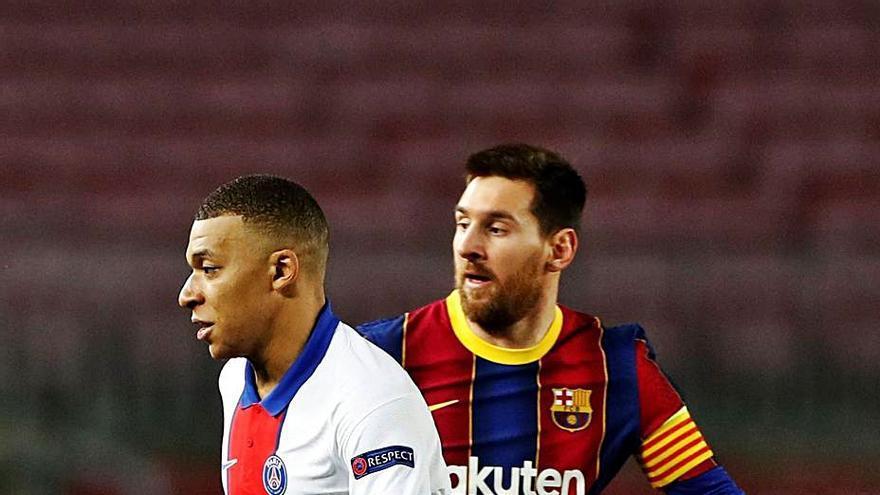 El heredero de Messi que el Barça no quiso
