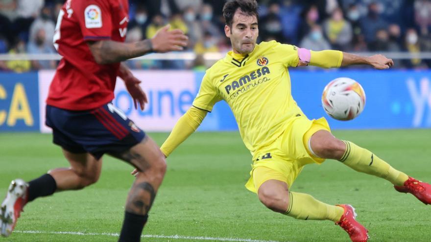 Estas son las puntuaciones de los jugadores del Villarreal ante el Osasuna