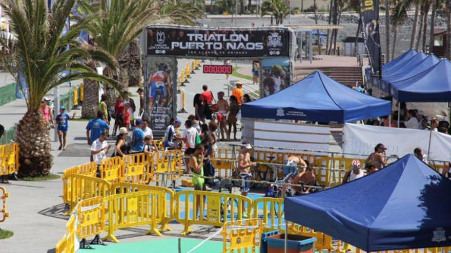 Las Series Canarias 2020, suspendidas
