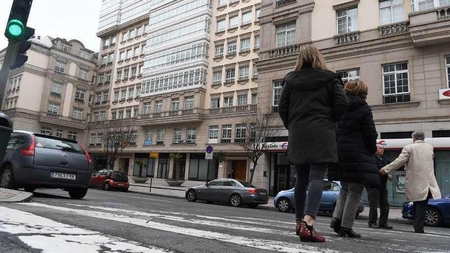 Adiós a Manuel Jove, un empresario anclado a su ciudad:A Coruña