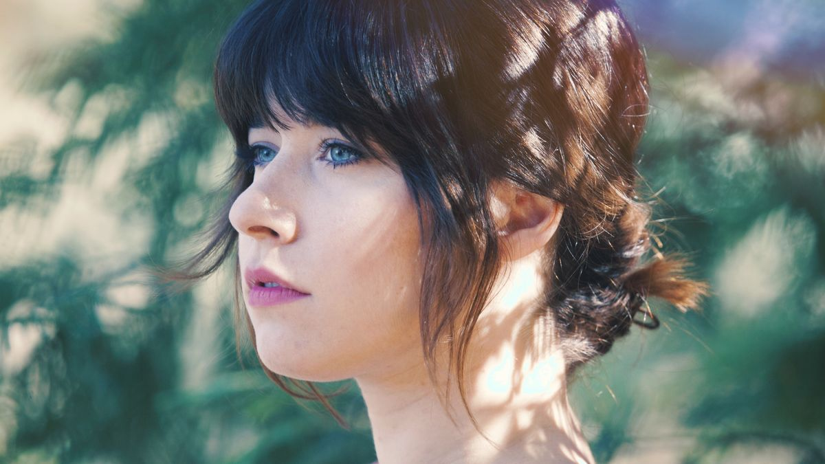 La cantante cacereña en una imagen promocional.
