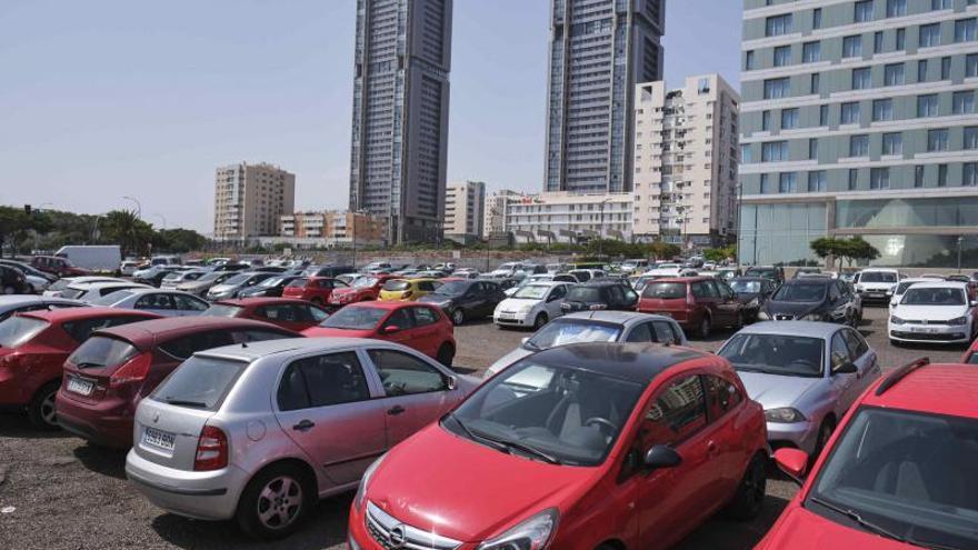 Urbanismo clausura el aparcamiento «ilegal» situado junto a la Ermita de Regla