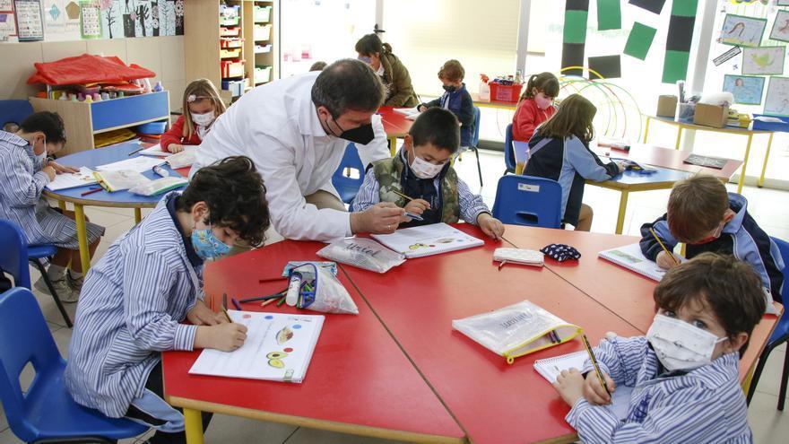 España es el tercer país de la OCDE con mayor segregación escolar en primaria