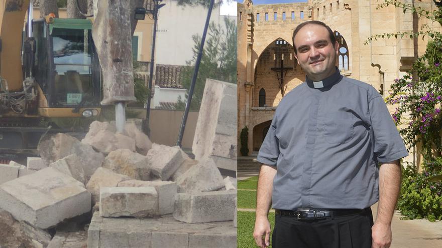 La creu gammada del rector de Son Servera | Per Jaume Santandreu