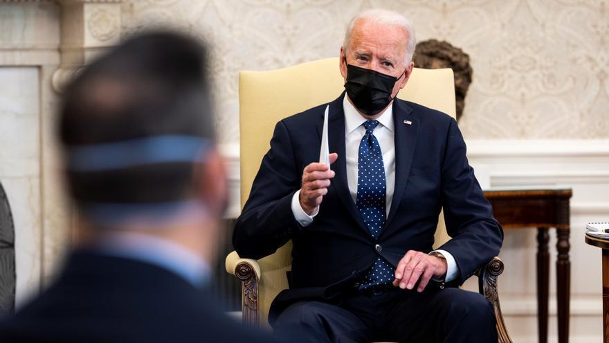 Biden y la UE tratan de mediar ante la escalada de tensión entre Israel y Palestina