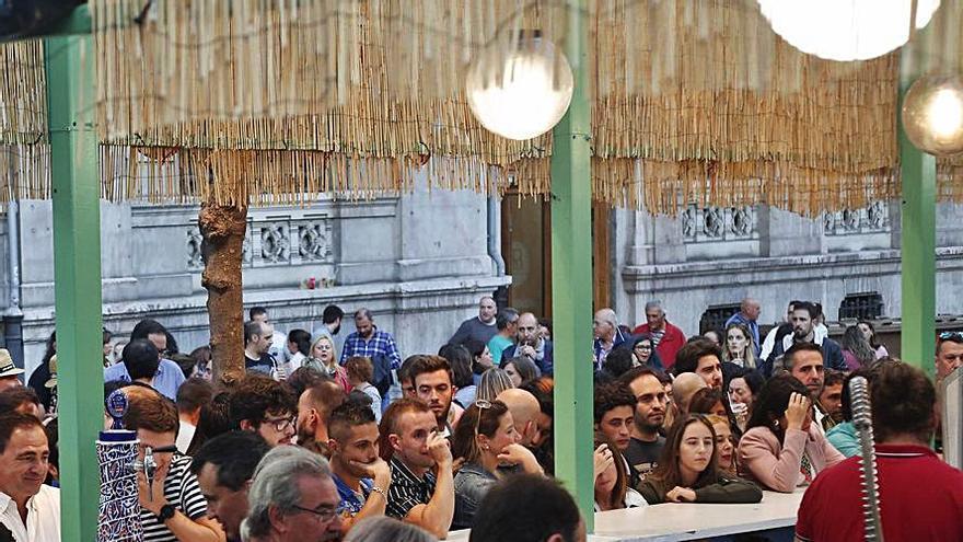 El PSOE quiere que los chiringuitos de San Mateo sean actividad de interés turístico