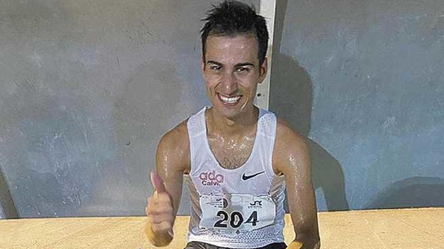 """Mario Mola: """"No esperaba batir este mismo año el récord de los 5.000 metros"""""""