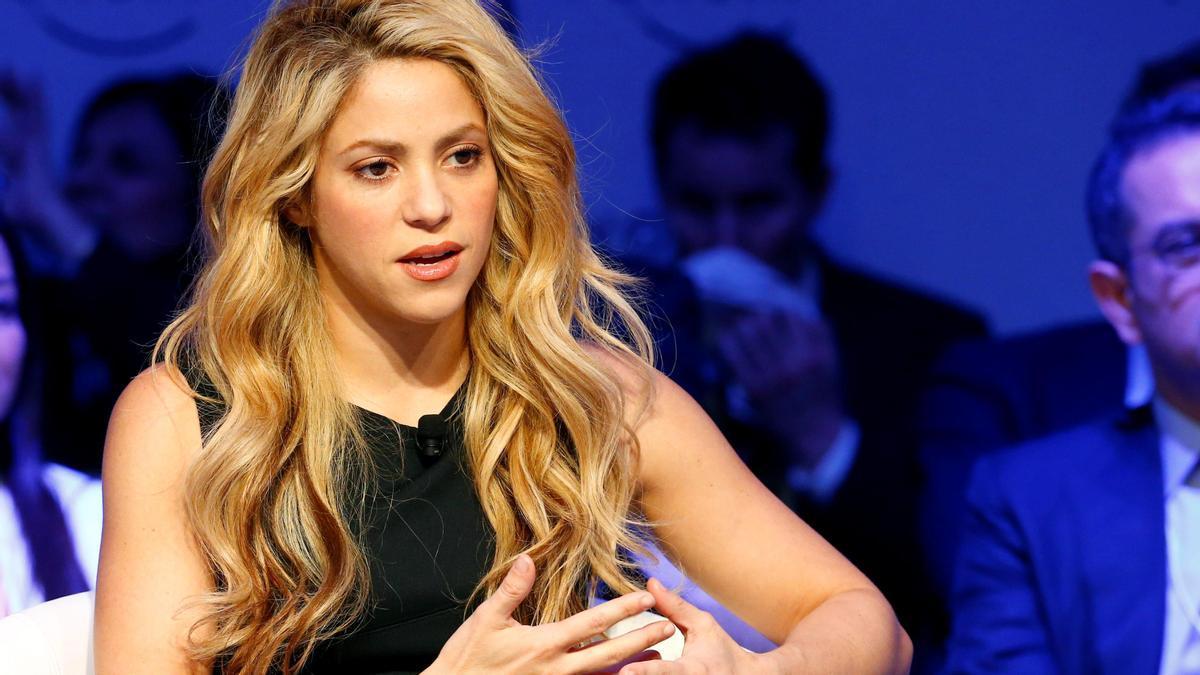 Una imagen de la cantante Shakira.