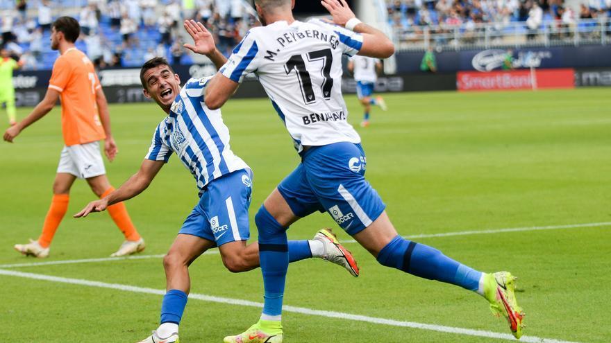 Así te hemos contado el Málaga CF - Fuenlabrada