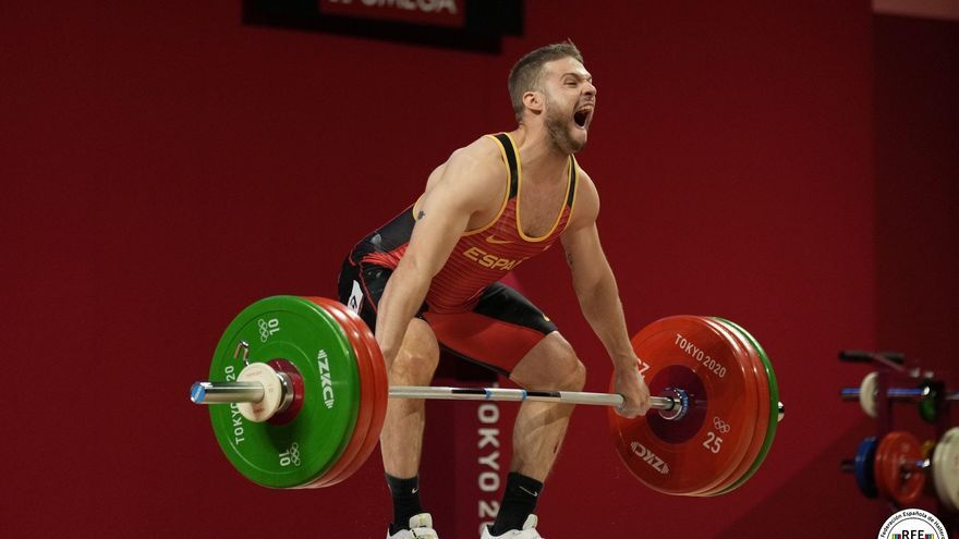 David Sánchez acaba décimo en la competición de 73 kilos