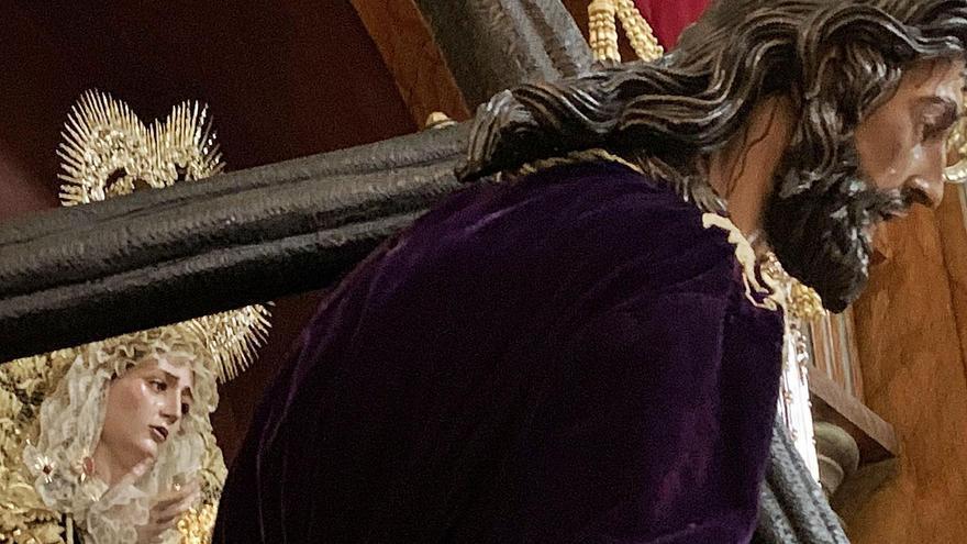 Actos previstos para el Domingo de Ramos en Málaga