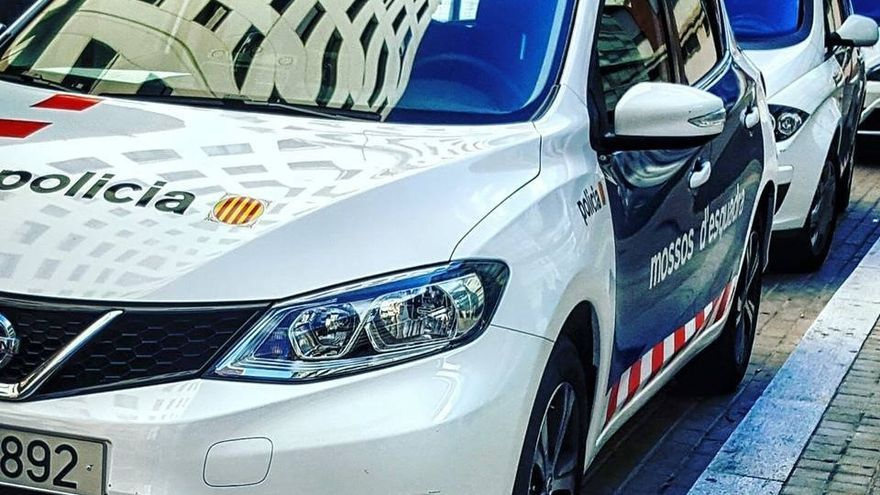 Dos detinguts per robar a l'interior de 10 cotxes a Esparreguera