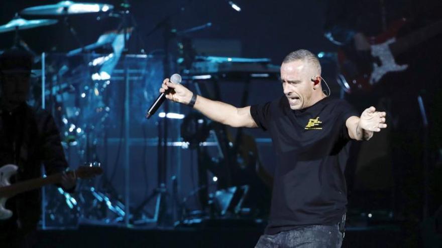 El concierto de Eros Ramazzotti en Gran Canaria, cerca del 'sold out'