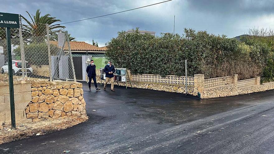 Benidorm gastará 1,7 millones de euros en asfaltar 40 calles en dos meses