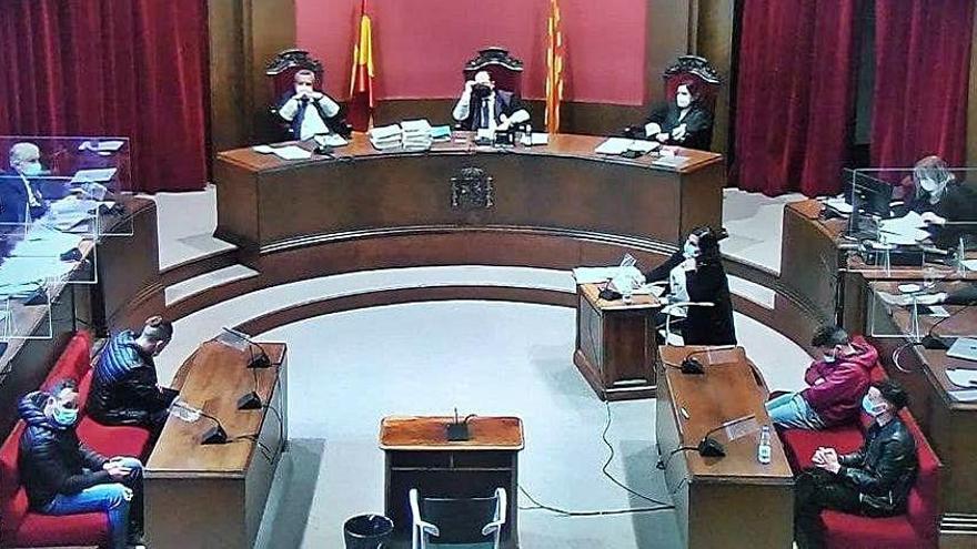 El fiscal de la 'manada de Sabadell' recrimina la «teoria del consentiment»
