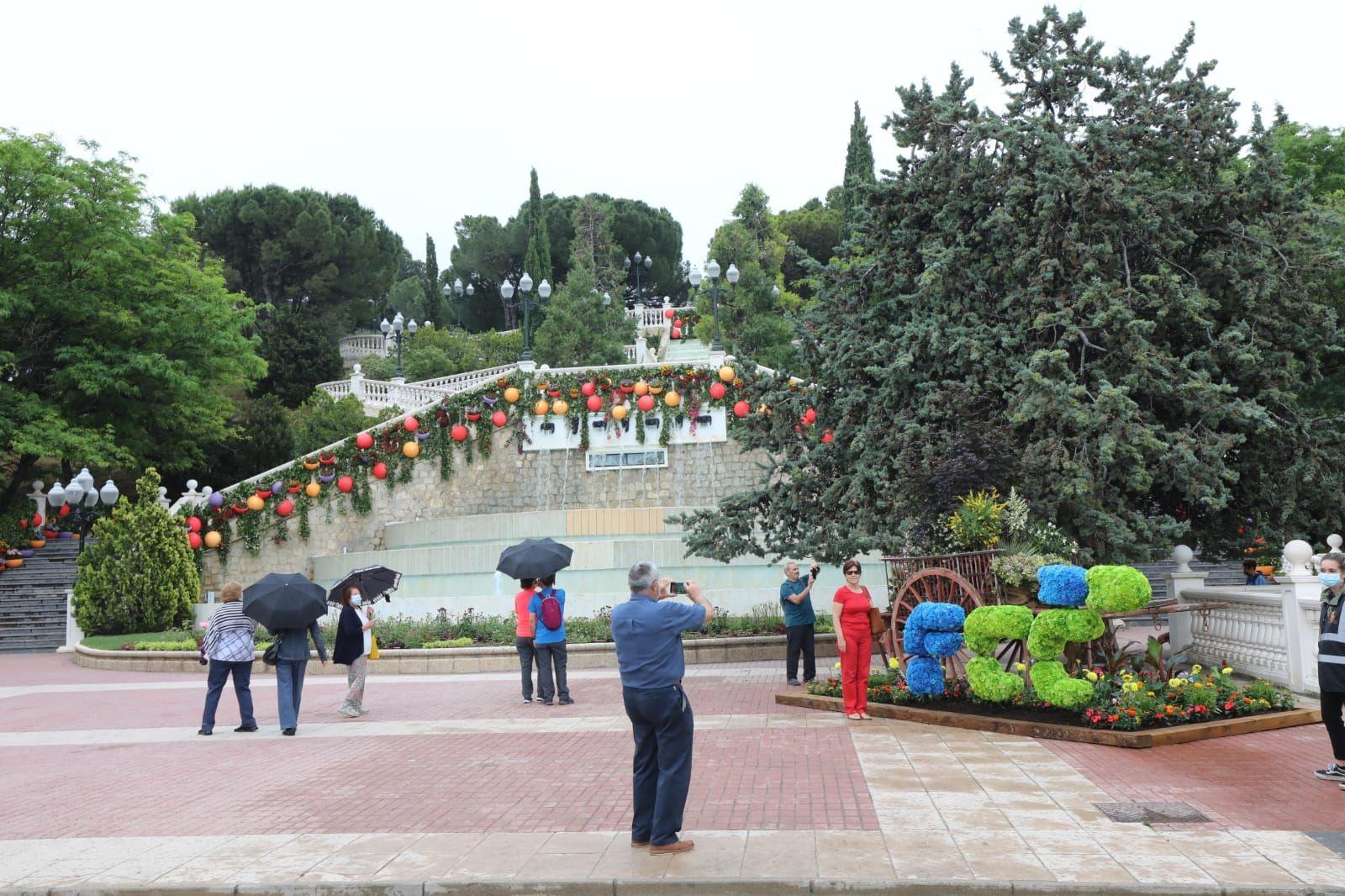 Inauguración del ZGZ Florece