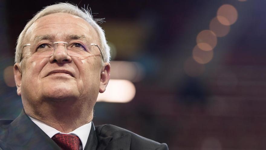 La justicia alemana procesa al expresidente de Volkswagen por fraude de emisiones
