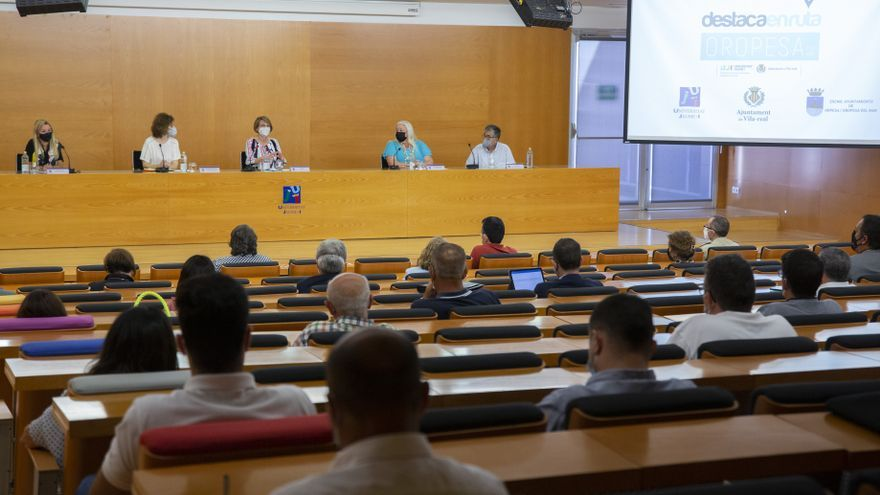 Vila-real y la UJI exportan el conocimiento científico a Orpesa