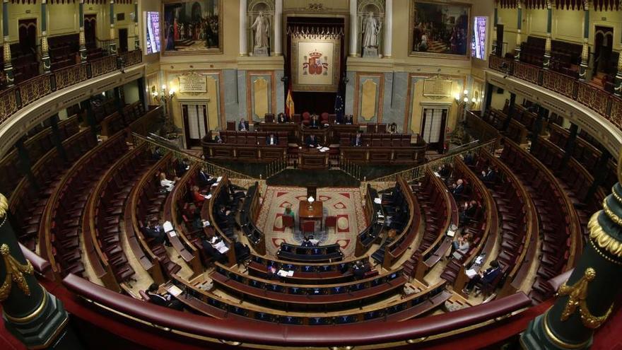 El Congreso gastó un millón de euros en viajes nacionales entre enero y marzo