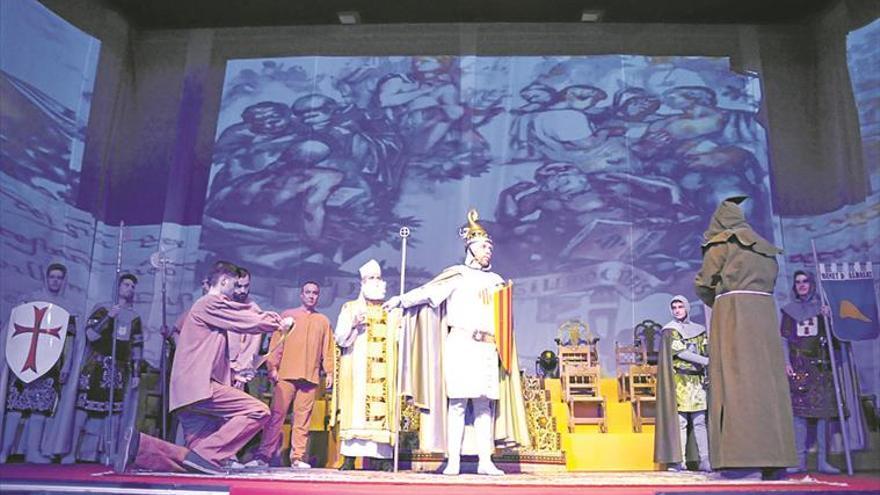 Xarxa Teatre dibuja la esencia y los símbolos castelloneros
