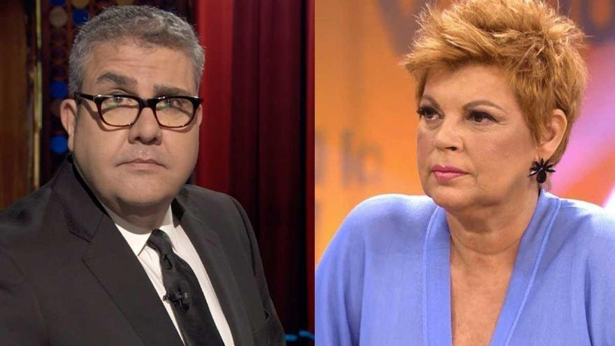 Florentino Fernández y Terelu Campos fichan por Movistar+