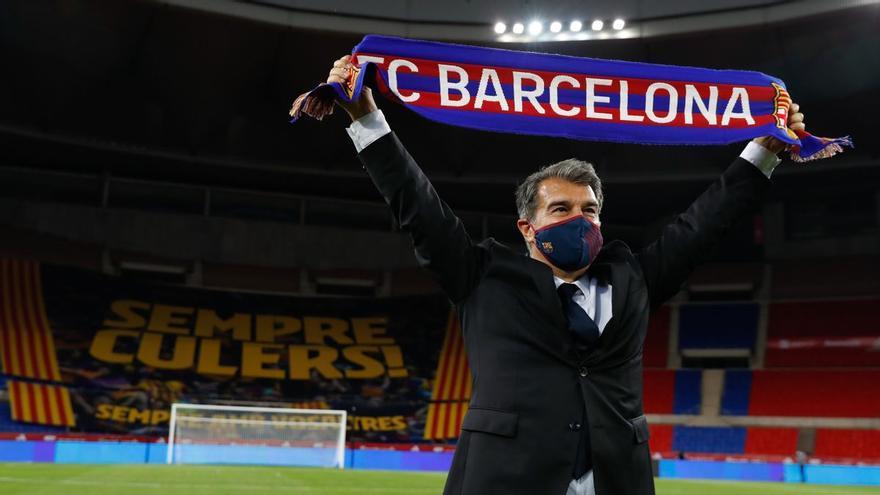 El Barça fue el último en firmar en la Superliga