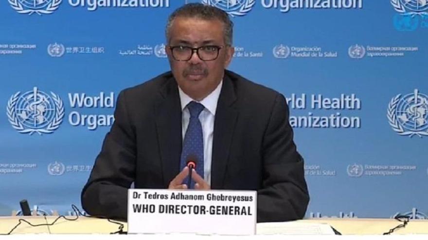 La OMS advierte de que muchos países aun tienen niveles altos de trasmisión