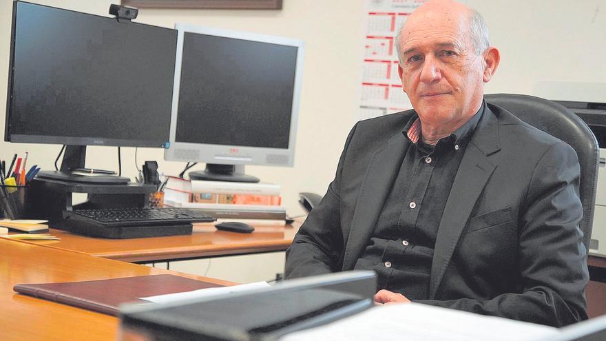 """José Luis Pérez, nuevo director de la Escuela Politécnica de Zamora: """"Ya estamos adaptando espacios para el nuevo grado de Videojuegos"""""""