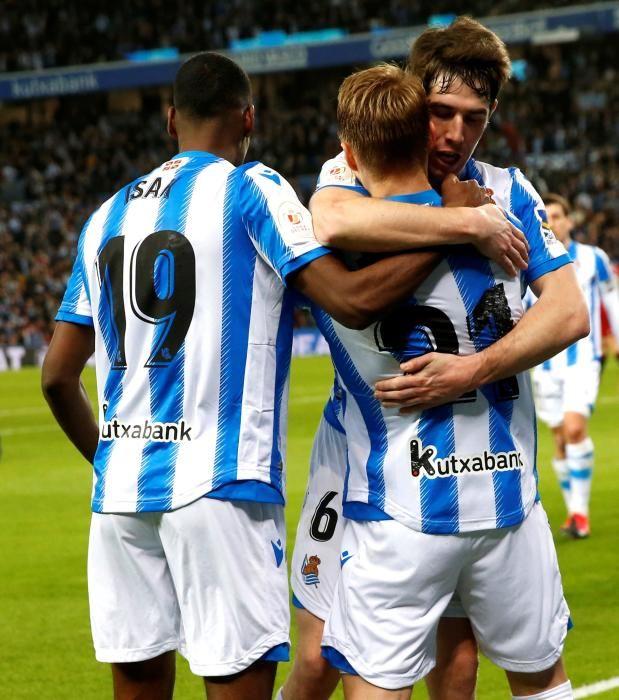 Copa del Rey: Real Sociedad-Mirandés