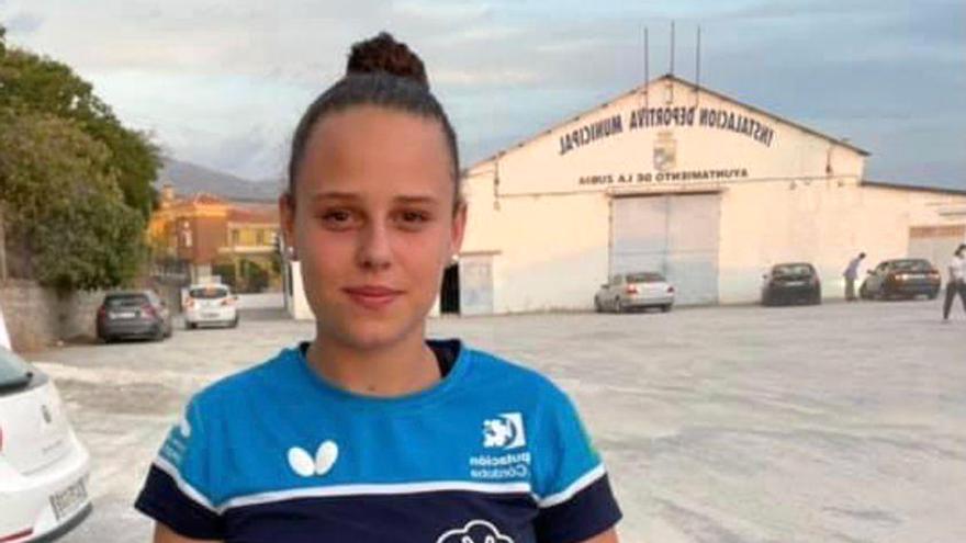 Lucía López conquista el Top 8 andaluz de La Zubia