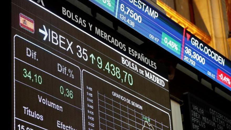 L'Ibex 35 s'ensorra en la pitjor sessió de la història amb una caiguda de prop del 14%