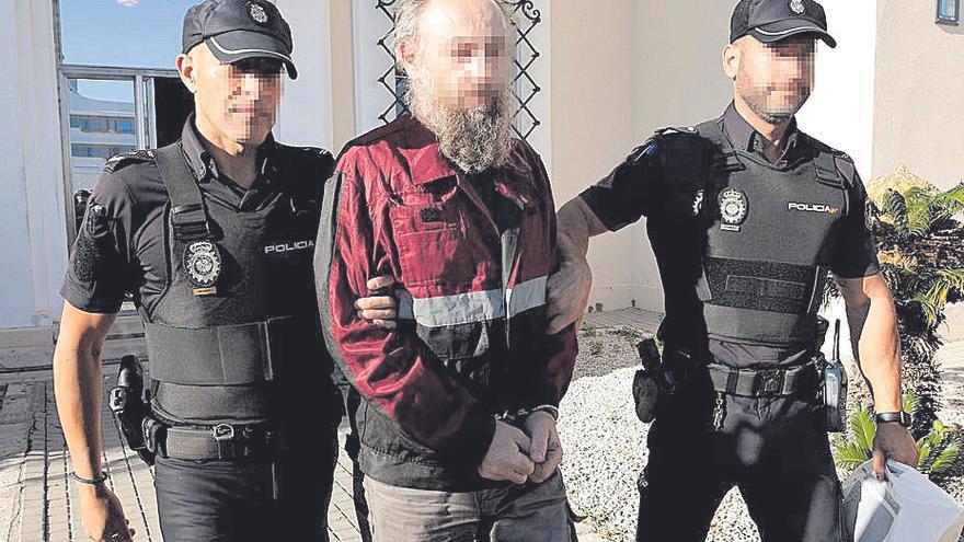 Un tribunal popular juzga desde el lunes a un acusado de degollar a su expareja en Dénia