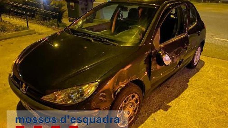 Els Mossos detenen dos conductors en poca estona per circular beguts per l'AP-7 a Bàscara i la Jonquera