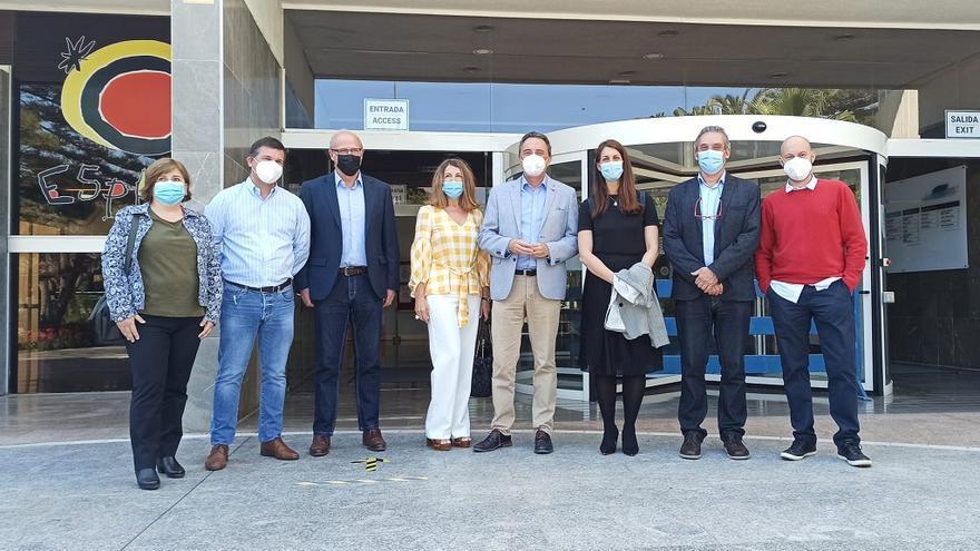 El Palacio de Congresos de Torremolinos abrirá como centro de vacunación masiva el 17 de mayo