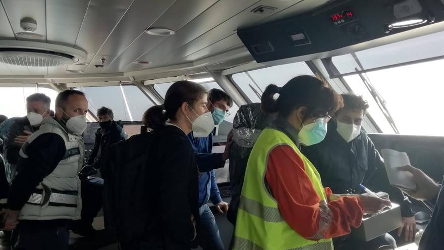 Baleares ya espera el ferry más puntero del Mediterráneo, construido en Gijón