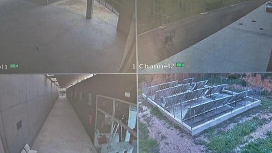 Crevillent vigilará con 21 cámaras los polideportivos