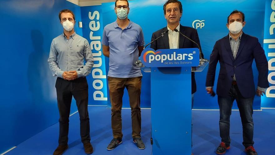 El presidente del PP de Baleares anuncia que no se presentará a la reelección