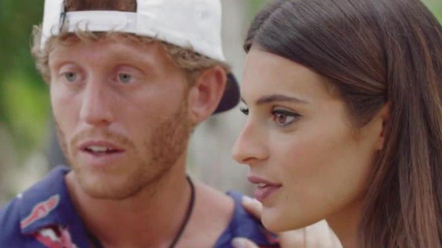 Gonzalo y Susana protagonizan el primer rifirrafe de 'La isla de las tentaciones'