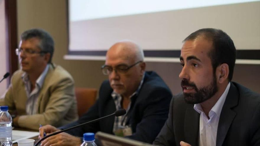 """Álvarez: """"Los portugueses son los que ponen a Tenerife y Canarias en el mapa atlántico"""""""