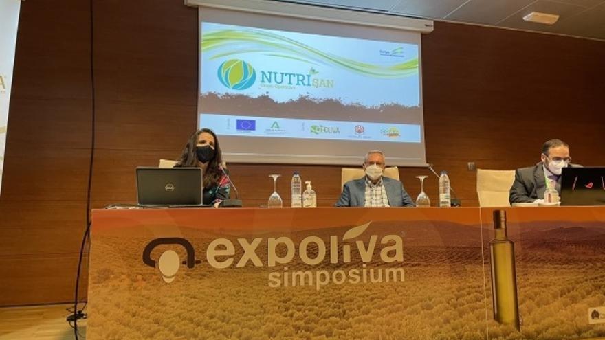 El proyecto 'Nutrisan' sobre el manejo sostenible de la nutrición del olivar se estrena en Expoliva