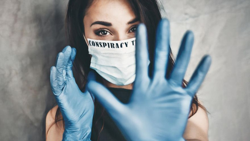 Las conspiraciones se expanden en época de coronavirus