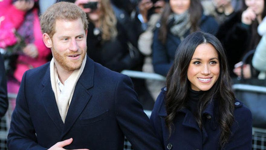 El príncipe Harry y Meghan Markle se casarán el 19 de mayo en el castillo de Windsor