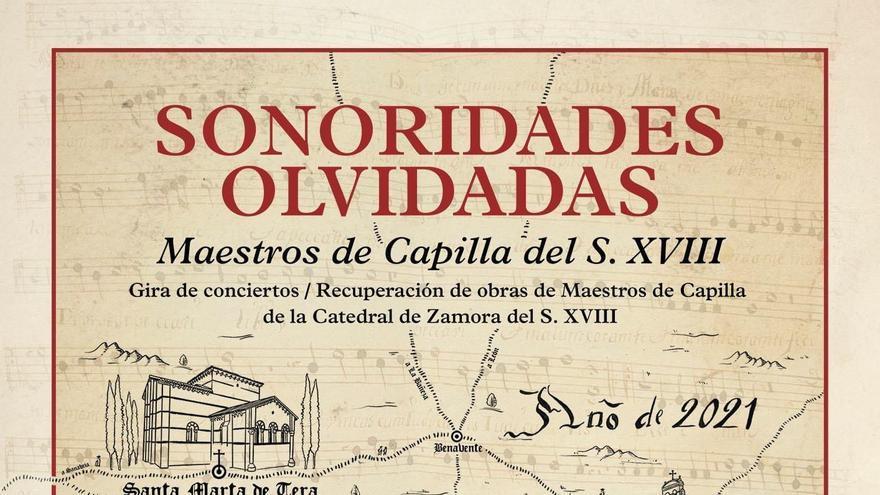 Tres pueblos de Zamora acogen este fin de semana conciertos de música barroca